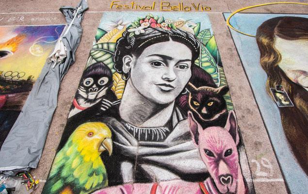 Artiste Beto Carrizal - Spécial Guest Festival Bella Via 2014