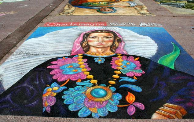 Artiste Alba Amezcua - Spéciale Guest Festival Bella Via 2012