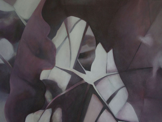 RED 2015, Acrylmalerei, 60 x 80 cm