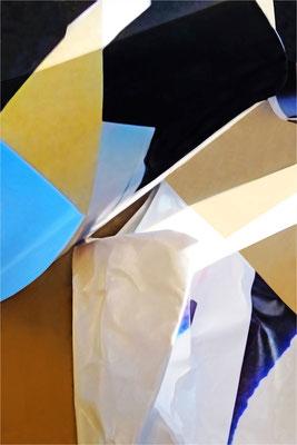 """Lichtfuge"", 2017, Fotografie auf Alu-Dibond, 100x70 cm"