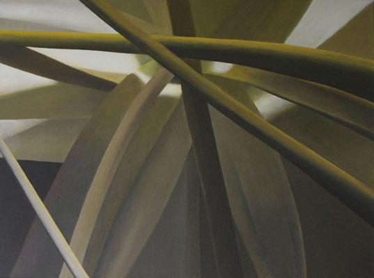 YELLOW 2015, Acrylmalerei, 60 x 80 cm