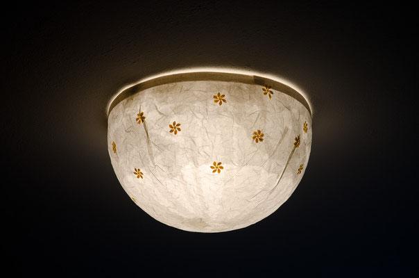 Leuchthalbkugel 3