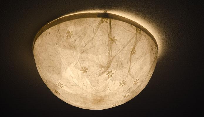 Leuchthalbkugel 2