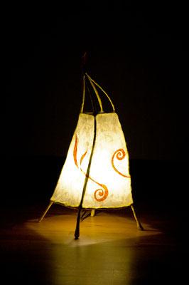Spiral Lampe