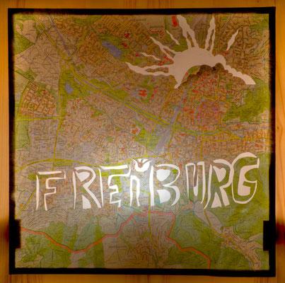 Freiburg Lampe