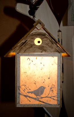 Vogelhaus Singvogel