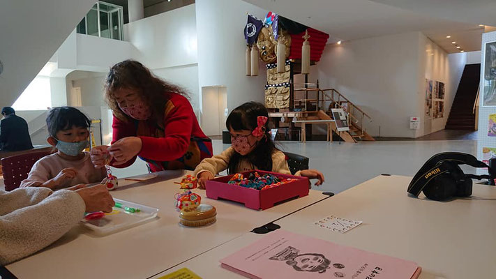 おもちゃ図書館きしゃポッポ代表松山明子さん