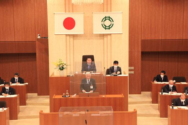 石川勝行市長3期目スタート