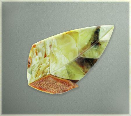 """брошь """"Золотая осень"""". 2010"""