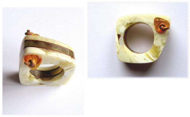 кольцо - подвеска. 2006