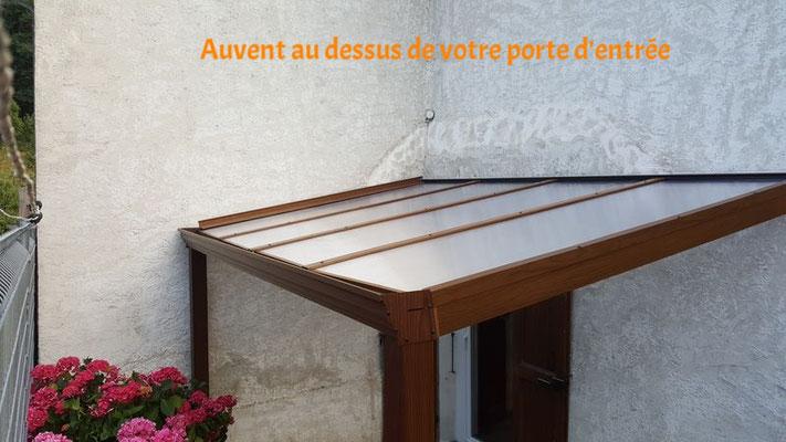 Idéal pour protéger votre porte d'entrée, demander un devis gratuit en ligne sur les 2 savoie et l'Isère
