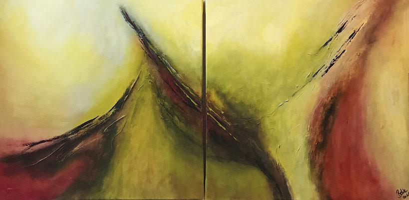 """""""Cuspis"""" 100 x 50 cm (Duo)"""