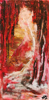 """Seelenheil"" 2008 - 15 x 30 cm"