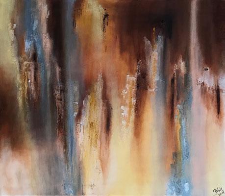 """""""Wachstum"""" 2011 - 80 x 70 cm"""