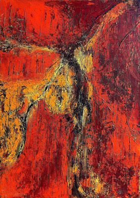 """""""Euphorie"""" 2006 - 60 x 80 cm"""
