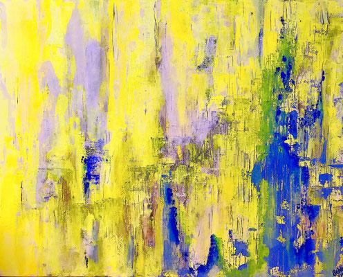 """""""Facetten"""" 2017 - 100 x 80 cm"""