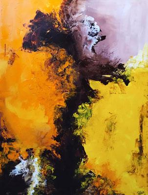 """Wohin"" 2009 - 60 x 80 cm"