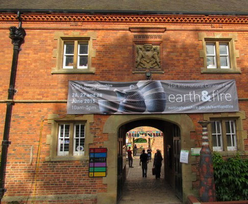 Earth & Fire 2015, Rufford Abbey, Inglaterra
