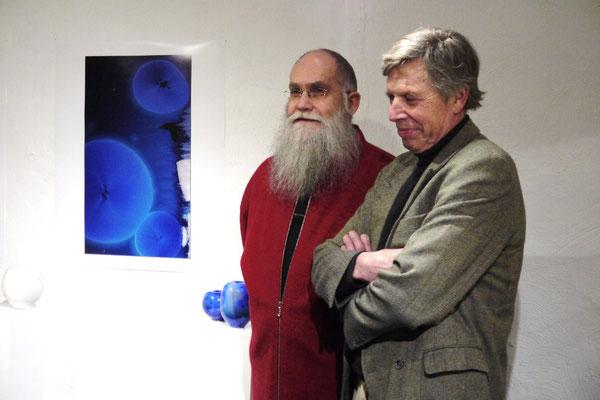 mit Werner Gnegel