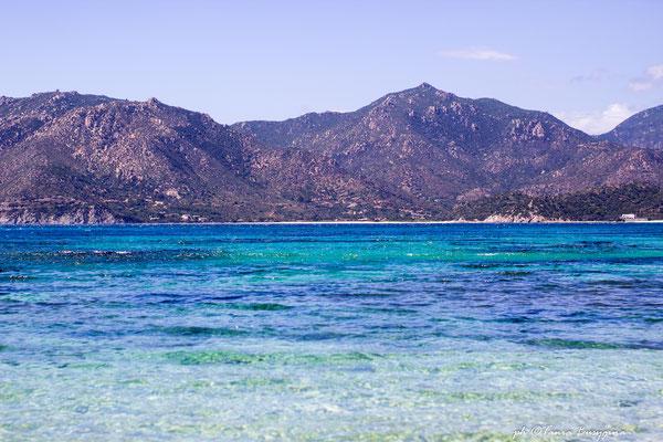 пляж Санто Стефано, Вилласимиус - Santo Stefano beach, Villasimius