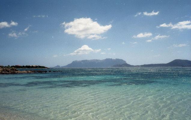 Вид на остров Таволара