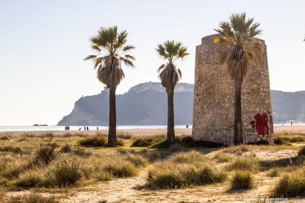 пляж Поэтто, Кальяри- Poetto beach, Cagliari