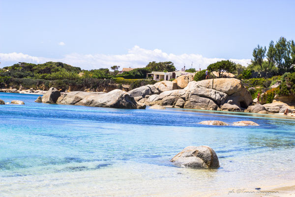 пляж Кала Катерина, Вилласимиус- spiaggia Cala Caterina, Villasimius