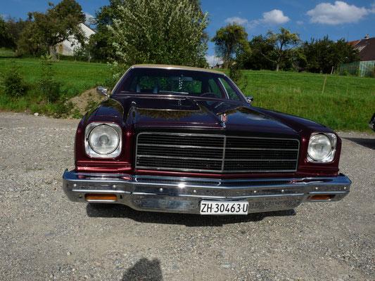 Chevrolet Malibu Classic 1974