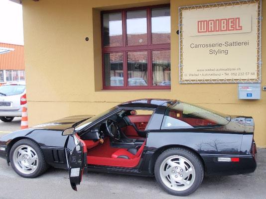 Chevrolet Corvette C4 1995
