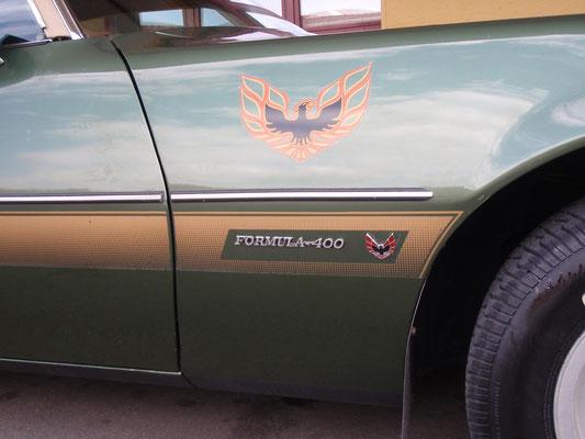 Pontiac Firebird Formula 400 1974
