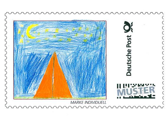 Bild 145, Franziska, 9 Jahre
