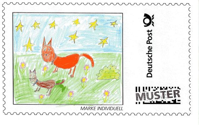 Bild 481, Anna-Sofie, 9 Jahre