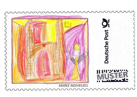 Bild 268, Lysander, 6 Jahre
