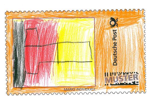 Bild 233, David, 8 Jahre