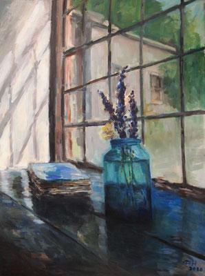 Window Nr. 5, in der Provence 60x80cm