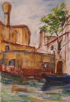 On The Way In Venice Nr. 6
