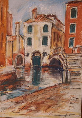 On The Wa In Venice 2019 , Reflection