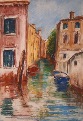 On The Way In Venice Nr. 2