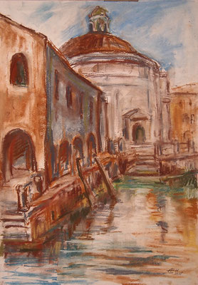 On The Way In Venice Nr. 3