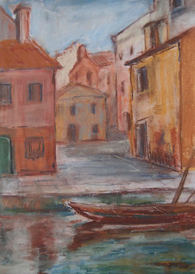 On The Way In Venice Nr.8