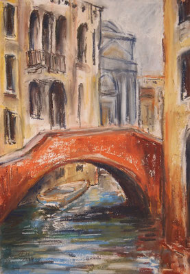 On The Way In Venice 2019, Bridge