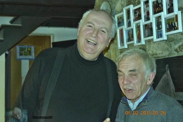 Claude mit  em Chnuschti