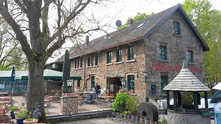 Die dazugehörige Location: Fährhaus Rote Mühle
