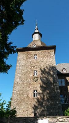 Turm aus dem 17. Jahrhundert
