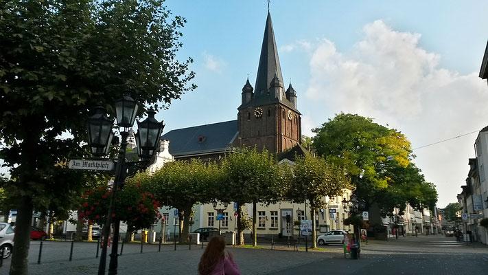 Marktplatz Uerdingen