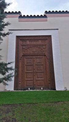 Portal in der Mediterana