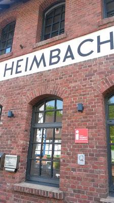 Geprüfte Touristen-Information: Start und Ziel Heimbach Bahnhof