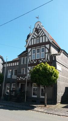Altstadtarchitektur