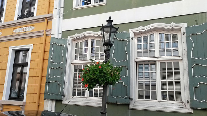 "Historische Fassaden ""Am Rheintor"""