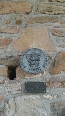 Auszeichnung des Rheinischen Denkmalpreises
